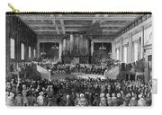 Abolition Convention, 1840 Carry-all Pouch