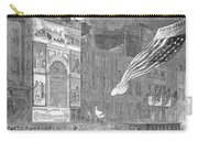 Abolition Of Slavery, 1864 Carry-all Pouch