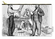 Abolitionist Newspaper Carry-all Pouch