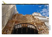 Above The Front Entry San Xavier Mission Carry-all Pouch