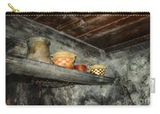 Above The Stove Carry-all Pouch by Jutta Maria Pusl