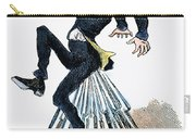 Abraham Lincoln: Cartoon Carry-all Pouch