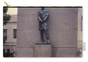 Abraham Lincoln Statue Carry-all Pouch by Granger
