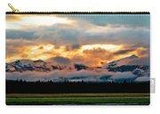 Absaroka Sunset Carry-all Pouch