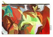 Abstract 090112 Carry-all Pouch