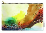 Abstract 5 Carry-all Pouch by Anil Nene