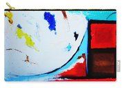 Abstract  6 Carry-all Pouch by Snake Jagger