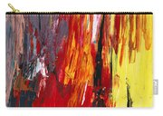 Abstract - Acrylic - Rising Power Carry-all Pouch by Mike Savad