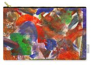 Abstract - Acrylic - Synthesis Carry-all Pouch