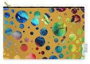 Abstract Art Digital Pixelated Painting Image Of Beauty Of Color By Madart Carry-all Pouch