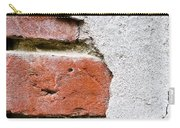 Abstract Brick Wall II Carry-all Pouch