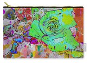 Abstract Childlike Rose Carry-all Pouch