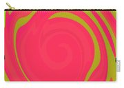 Abstract Color Merge Carry-all Pouch