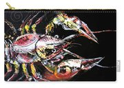 Abstract Crawfish Carry-all Pouch