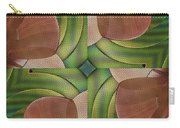 Abstract Curves Carry-all Pouch