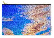 Abstract Dimensional Art Carry-all Pouch