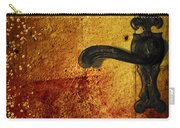 Abstract Door Carry-all Pouch