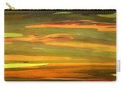 Abstract Eucalyptus 2 Carry-all Pouch