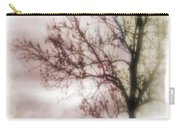 Abstract Fall Trees Carry-all Pouch
