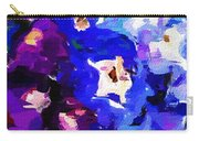 Abstract Floral 031112 Carry-all Pouch