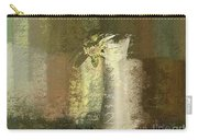 Abstract Floral 04v2g Carry-all Pouch