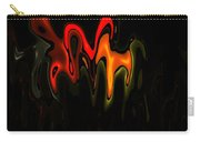 Abstract Fractals Melting 2 Carry-all Pouch