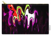 Abstract Fractals Melting 3 Carry-all Pouch