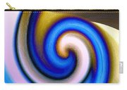Abstract Fusion 114 Carry-all Pouch by Will Borden
