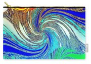 Abstract Fusion 159 Carry-all Pouch