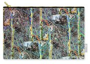 Abstract Fusion 3 Carry-all Pouch