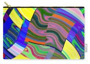 Abstract Fusion 31 Carry-all Pouch