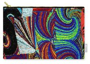 Abstract Fusion 37 Carry-all Pouch