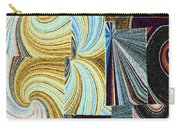 Abstract Fusion 45 Carry-all Pouch