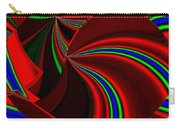 Abstract Fusion 49 Carry-all Pouch