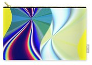 Abstract Fusion 50 Carry-all Pouch