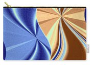 Abstract Fusion 66 Carry-all Pouch