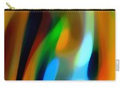 Abstract Garden Light Carry-all Pouch