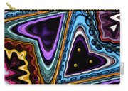 Abstract Hearts Carry-all Pouch