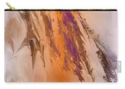 Abstract In July Carry-all Pouch by Deborah Benoit