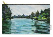 Abstract Landscape 5 Carry-all Pouch