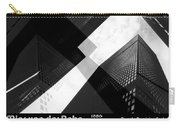 Abstract Mies Carry-all Pouch