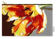Abstract Parrot Tulip Carry-all Pouch
