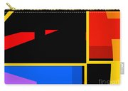 Abstract-pm-1 Carry-all Pouch