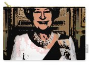 Abstract Portrait Of A Queen Carry-all Pouch