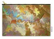 Abstract Puzzle Carry-all Pouch by Deborah Benoit