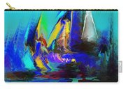 Abstract Regatta Carry-all Pouch