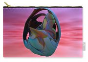 Abstract Sculpture 042412 Carry-all Pouch