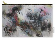 Abstract Seascape00098 Carry-all Pouch