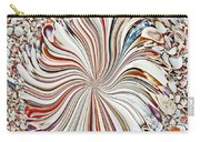 Abstract Seashells Carry-all Pouch