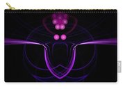 Abstract Seventeen Carry-all Pouch